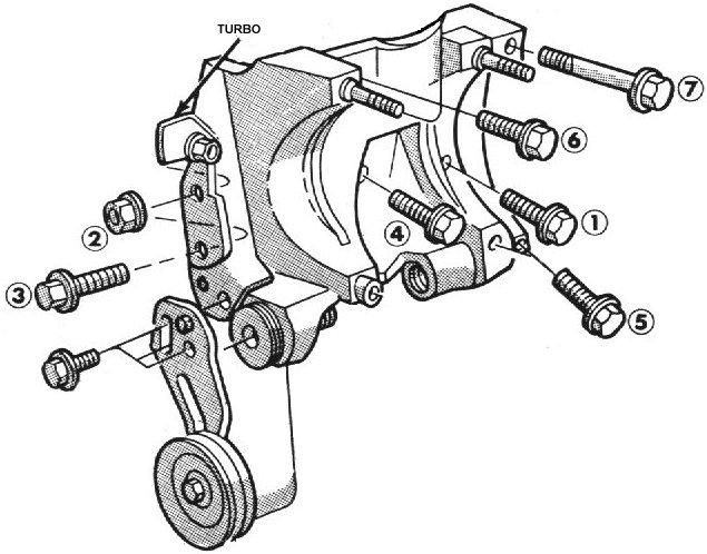 engine alternator belt squealing bad turbo dodge forums. Black Bedroom Furniture Sets. Home Design Ideas