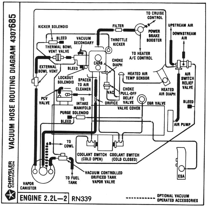 vacuum hose routing diagrams minimopar resources rh minimopar net 2006 PT Cruiser Engine Diagram PT Cruiser Electrical Diagram